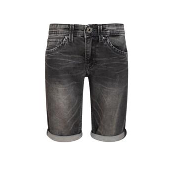 Kleidung Jungen Shorts / Bermudas Pepe jeans CASHED SHORT Grau