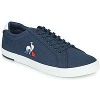 Schuhe Herren Sneaker Low Le Coq Sportif VERDON II Blau / Weiss