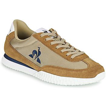 Schuhe Herren Sneaker Low Le Coq Sportif VELOCE Braun / Blau