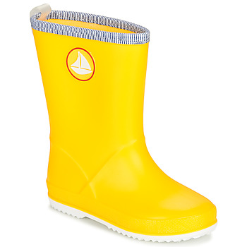 Schuhe Kinder Gummistiefel Be Only CORVETTE Gelb