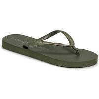 Schuhe Damen Zehensandalen Banana Moon SWAINS TAHUATA Grün