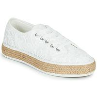 Schuhe Damen Sneaker Low Banana Moon ECHA MURRAY Weiss