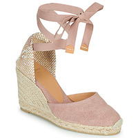 Schuhe Damen Sandalen / Sandaletten Castaner CHIARA Rose
