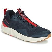 Schuhe Herren Wanderschuhe Columbia FACET 15 OD Schwarz / Rot