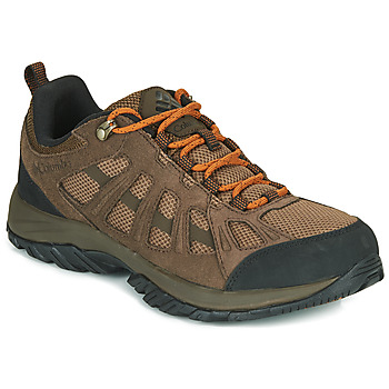 Schuhe Herren Wanderschuhe Columbia REDMOND III Braun