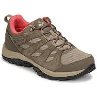 Schuhe Damen Wanderschuhe Columbia REDMOND III WATERPROOF Braun