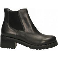 Schuhe Damen Boots Calpierre BUFALIS ROMM edera