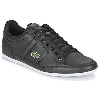Schuhe Herren Sneaker Low Lacoste CHAYMON BL21 1 CMA Schwarz