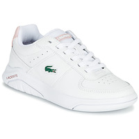 Schuhe Damen Sneaker Low Lacoste GAME ADVANCE 0721 2 SFA Weiss / Rose