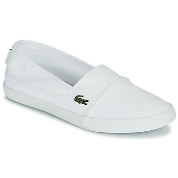 Schuhe Damen Slip on Lacoste MARICE BL 2 SPW Weiss