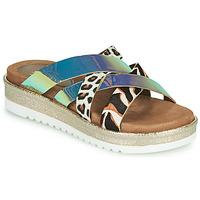 Schuhe Damen Pantoffel Metamorf'Ose JAKOUTE Multicolor
