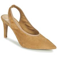 Schuhe Damen Sandalen / Sandaletten Perlato 11819-CAM-CAMEL Camel