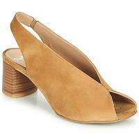 Schuhe Damen Sandalen / Sandaletten Perlato 11803-CAM-CAMEL Camel