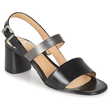 Schuhe Damen Sandalen / Sandaletten Perlato 11805-JAMAICA-NOIR Schwarz
