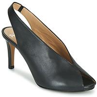 Schuhe Damen Sandalen / Sandaletten Perlato 11794-VENUS-NOIR Schwarz