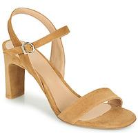 Schuhe Damen Sandalen / Sandaletten Perlato 11797-CAM-CAMEL Camel