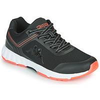 Schuhe Damen Fitness / Training Kappa FASTER Schwarz / Rose