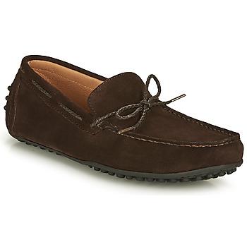 Schuhe Herren Slipper Brett & Sons CHATAINE Braun