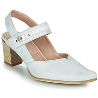 Schuhe Damen Pumps Dorking LEA Silbern