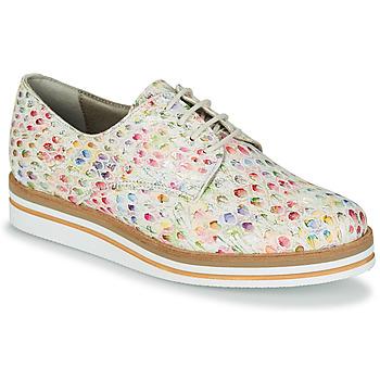 Schuhe Damen Derby-Schuhe Dorking ROMY Multicolor