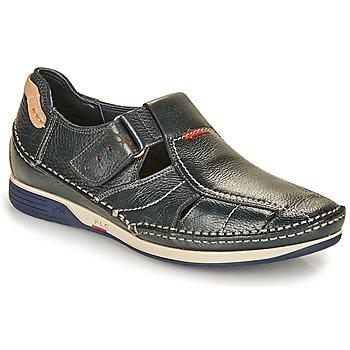 Schuhe Herren Sandalen / Sandaletten Fluchos TORNADO Marine