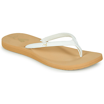 Schuhe Damen Zehensandalen Reef REEF SEAS Weiss