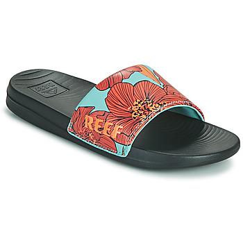 Schuhe Damen Pantoletten Reef REEF ONE SLIDE Multicolor