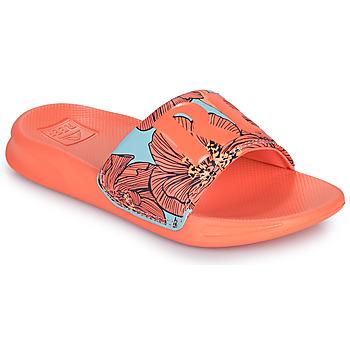 Schuhe Mädchen Pantoletten Reef KIDS ONE SLIDE Orange