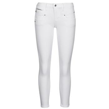 Kleidung Damen 5-Pocket-Hosen Freeman T.Porter ALEXA CROPPED S-SDM Weiss