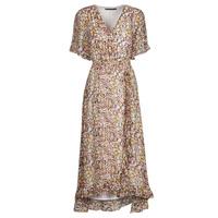 Kleidung Damen Kurze Kleider Freeman T.Porter ROLINE GARDEN Multicolor