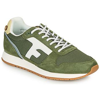 Schuhe Sneaker Low Faguo ELM Kaki / Weiss / Gelb
