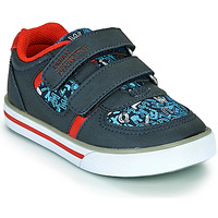 Schuhe Jungen Sneaker Low Chicco FREDERIC Blau / Rot