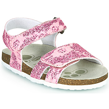 Schuhe Mädchen Sandalen / Sandaletten Chicco FIORE Rose