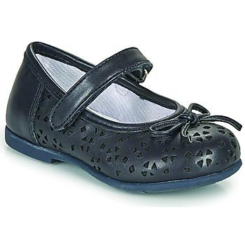 Schuhe Mädchen Ballerinas Chicco CARY Marine