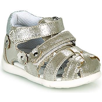 Schuhe Mädchen Sandalen / Sandaletten Chicco GORY Gold