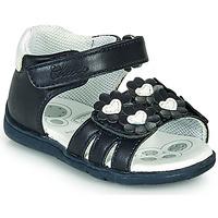 Schuhe Mädchen Sandalen / Sandaletten Chicco GIOSTRA Marine