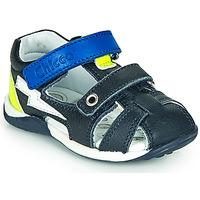 Schuhe Jungen Sandalen / Sandaletten Chicco GALILEO Marine