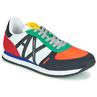 Schuhe Herren Sneaker Low Armani Exchange ESPACIA Multicolor