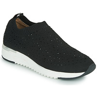 Schuhe Damen Sneaker Low Caprice 24700 Schwarz