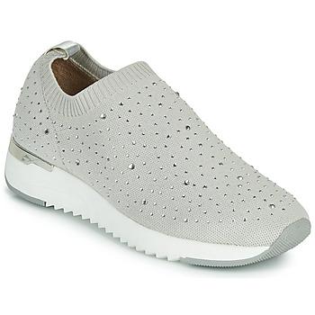 Schuhe Damen Sneaker Low Caprice 24700 Grau