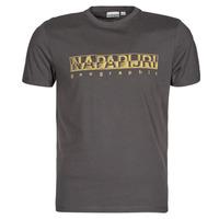 Kleidung Herren T-Shirts Napapijri SALLAR SS Grau