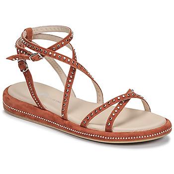 Schuhe Damen Sandalen / Sandaletten Fru.it 6780-100-COLTO Braun
