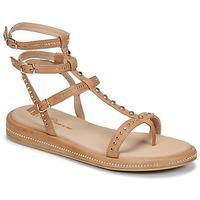 Schuhe Damen Sandalen / Sandaletten Fru.it 6782-100-CASTORO Beige