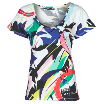 Kleidung Damen T-Shirts One Step MONA Multicolor