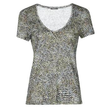 Kleidung Damen T-Shirts One Step MILLET Kaki