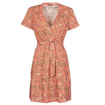 Kleidung Damen Kurze Kleider One Step REY Rot