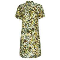 Kleidung Damen Kurze Kleider One Step RAINBOW Grün