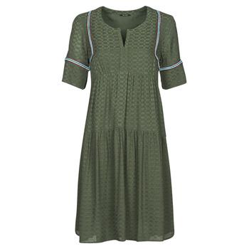 Kleidung Damen Kurze Kleider One Step RAFIA Kaki
