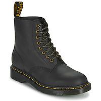 Schuhe Boots Dr Martens 1460 PASCAL Schwarz