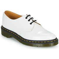 Schuhe Damen Derby-Schuhe Dr Martens 1461 Weiss